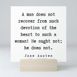 69    | Jane Austen Quotes | 190722 Mini Art Print
