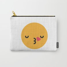 Emojis: Kiss Carry-All Pouch