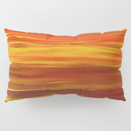 Sunset stratum Pillow Sham