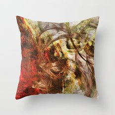 Ovaio Throw Pillow
