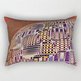Atlante 10-06-16 / RETICULAR SURFACE Rectangular Pillow