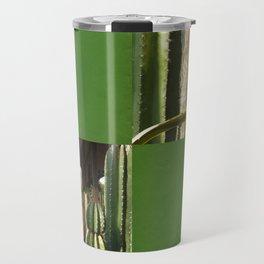 Cactus Garden Blank Q5F0 Travel Mug