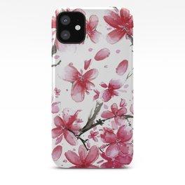 Cherry Blossoms #society6 #buyart iPhone Case