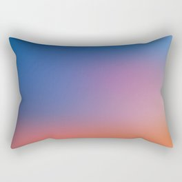Sunset Gradient 2 Rectangular Pillow