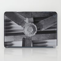 terry fan iPad Cases featuring Fan by Through a Lens Photos