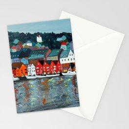 Bergen Stationery Cards