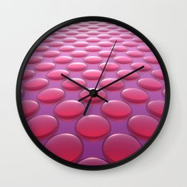 Stepping Stones Wall Clock