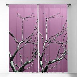 Reaching Violet Blackout Curtain