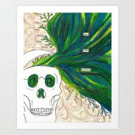 expulsion pt. I Art Print