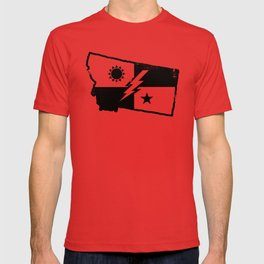 Montana Born Army Ranger T-shirt