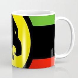 Black Storm Cat Coffee Mug