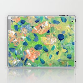 Just Because - Abstract floral Laptop & iPad Skin