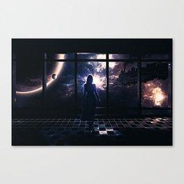 Last Transit Canvas Print