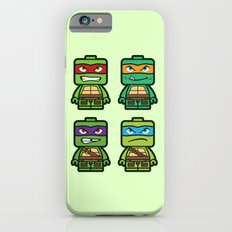 Chibi Ninja Turtles iPhone 6s Slim Case
