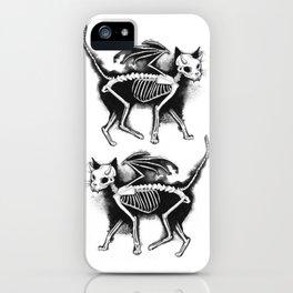 Devil Kitty iPhone Case