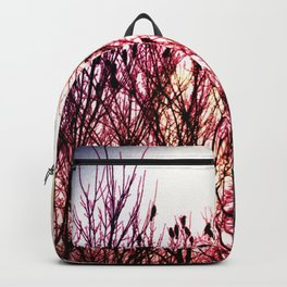Birds In A Tree Backpack