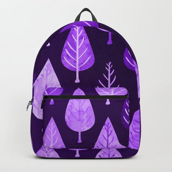 Leaf pattern II Backpack