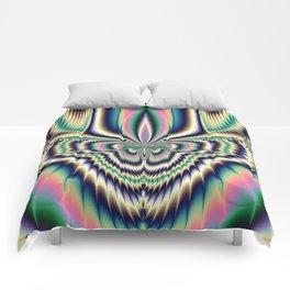 Fractal Moth Comforters