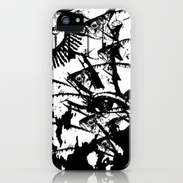Hand of Mysteries iPhone Case