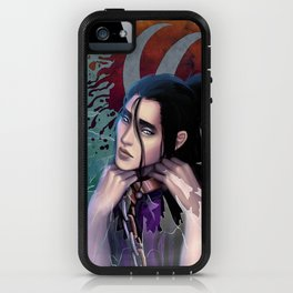 The cell I live in is in my mind iPhone Case