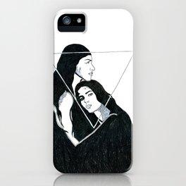 Sereias iPhone Case