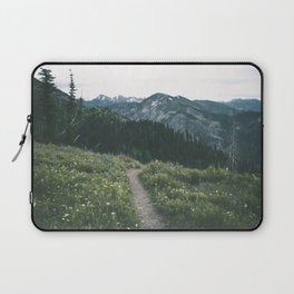 Happy Trails III Laptop Sleeve