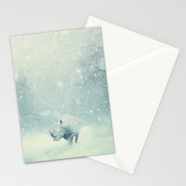 Different dont mean weak Stationery Cards