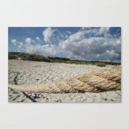 Spiaggia - Matteomike Canvas Print