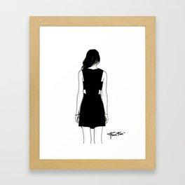 """""""Sherendipia"""" Framed Art Print"""