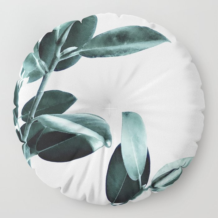 Natural obsession Floor Pillow