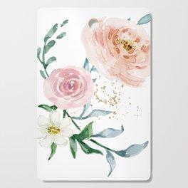 Rose Arrangement No. 1 Cutting Board