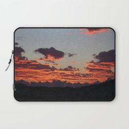 Aegean Sunset Laptop Sleeve