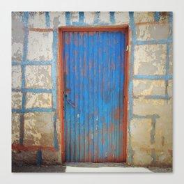 Doors of Perception 38 Canvas Print