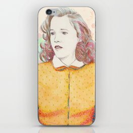 Lorraine Baines - Secondary character? Never! iPhone Skin