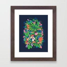 Oh Snap! Framed Art Print