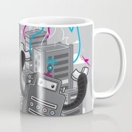 Must destroy the city - Revisited Coffee Mug