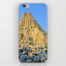 Devils Tower 2 iPhone Skin