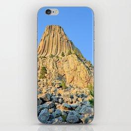 Devils Tower 2 iPhone Skin