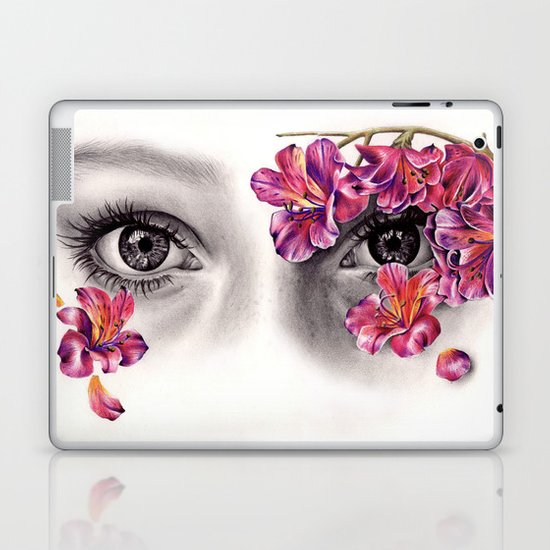 This Night Has Opened My Eyes Laptop & iPad Skin