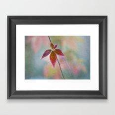 Solitair Framed Art Print