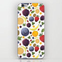Tutti Frutti iPhone Skin