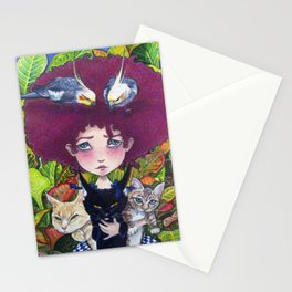 The Peace Keeper Stationery Cards