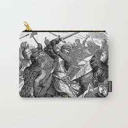 The Battle of Evesham: De Montfort's Last Stand Carry-All Pouch