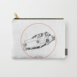 Crazy Car Art 0049 Carry-All Pouch