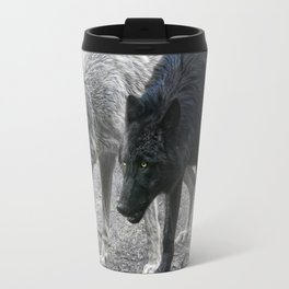 ivory and ebony Travel Mug
