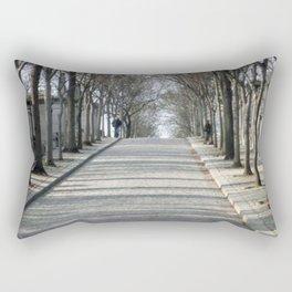 Never Ending Cemetary Rectangular Pillow