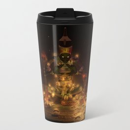 Lich Pharaoh Travel Mug