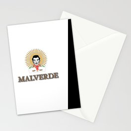 Jesus Malverde - Saint of the Drug Lords Stationery Cards