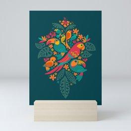 Tropicana Mini Art Print