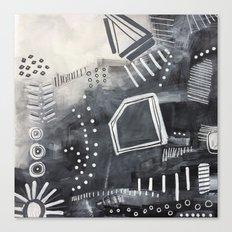 Hazy Shade of Winter Canvas Print